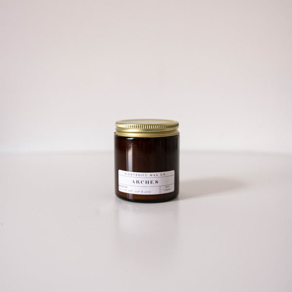 Arches Soy Candle