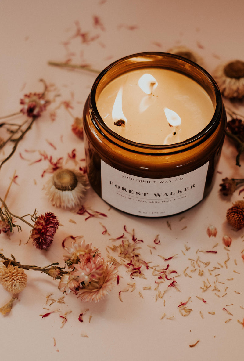 Forest Walker Soy Candle