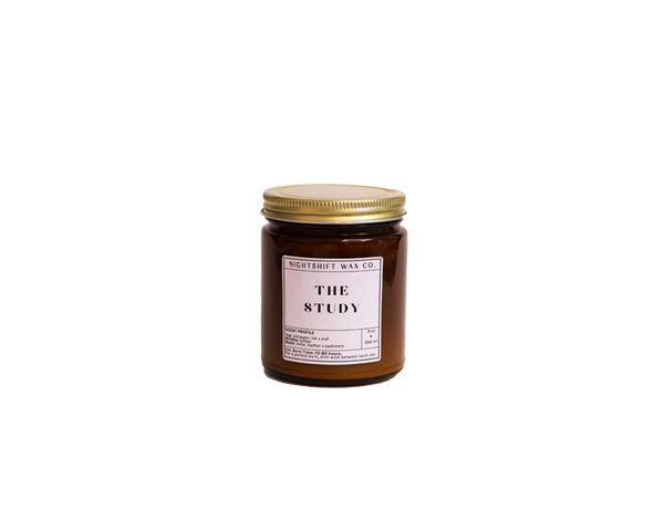 The Study Soy Candle - DISCONTINUING