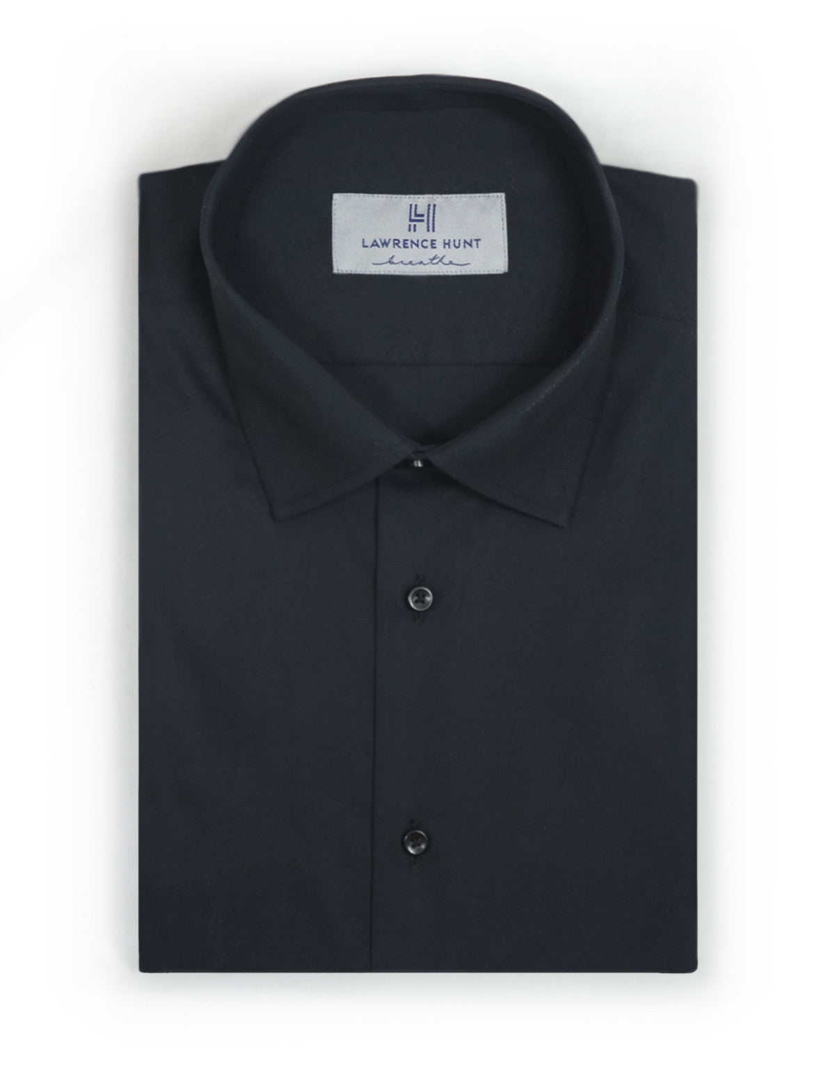 Performance Dress Shirts Sweat Wicking Breathable Lawrence Hunt