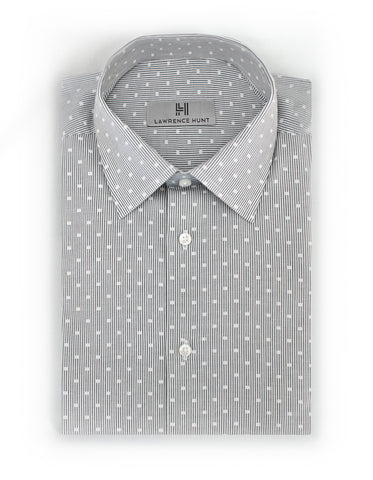 """Woodward"" - Gray Dots: NO SWEAT"