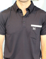 Navy Blue: Performance Tech POLO