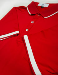 Red: Performance Tech POLO