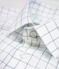 """Trumbull"" - Gray Windowpane: NO SWEAT"