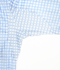 """Elizabeth"" - Women's Blue Check: No Sweat"