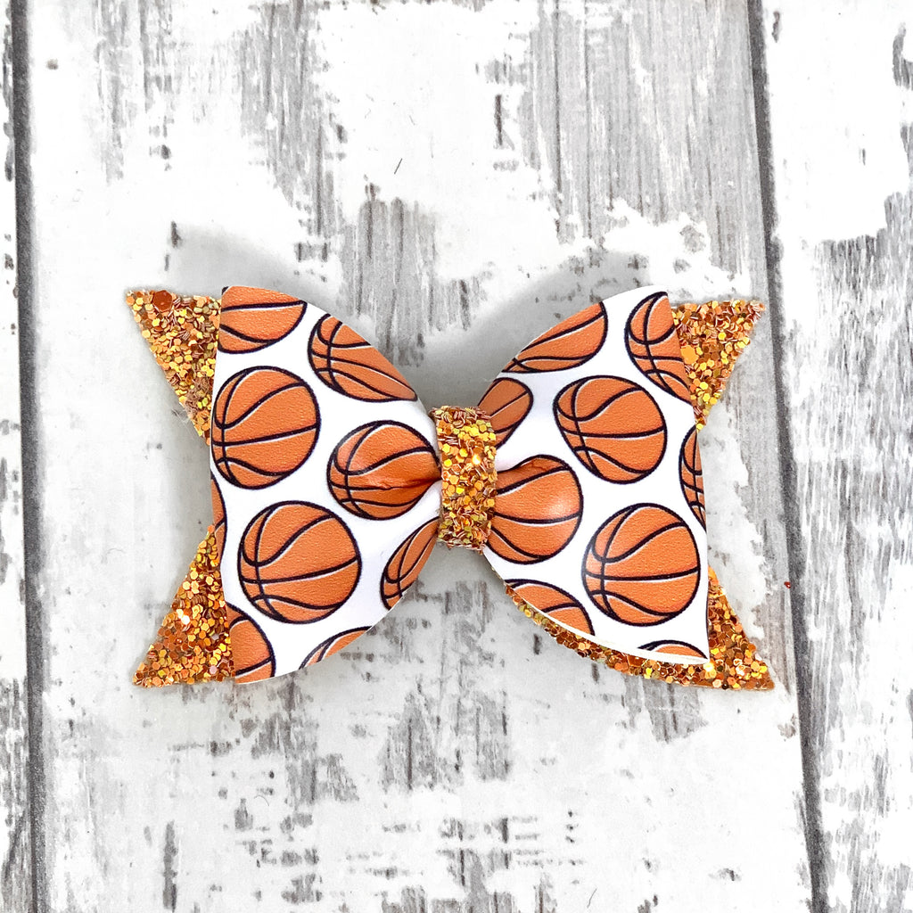 Basketball Daphne  Bow