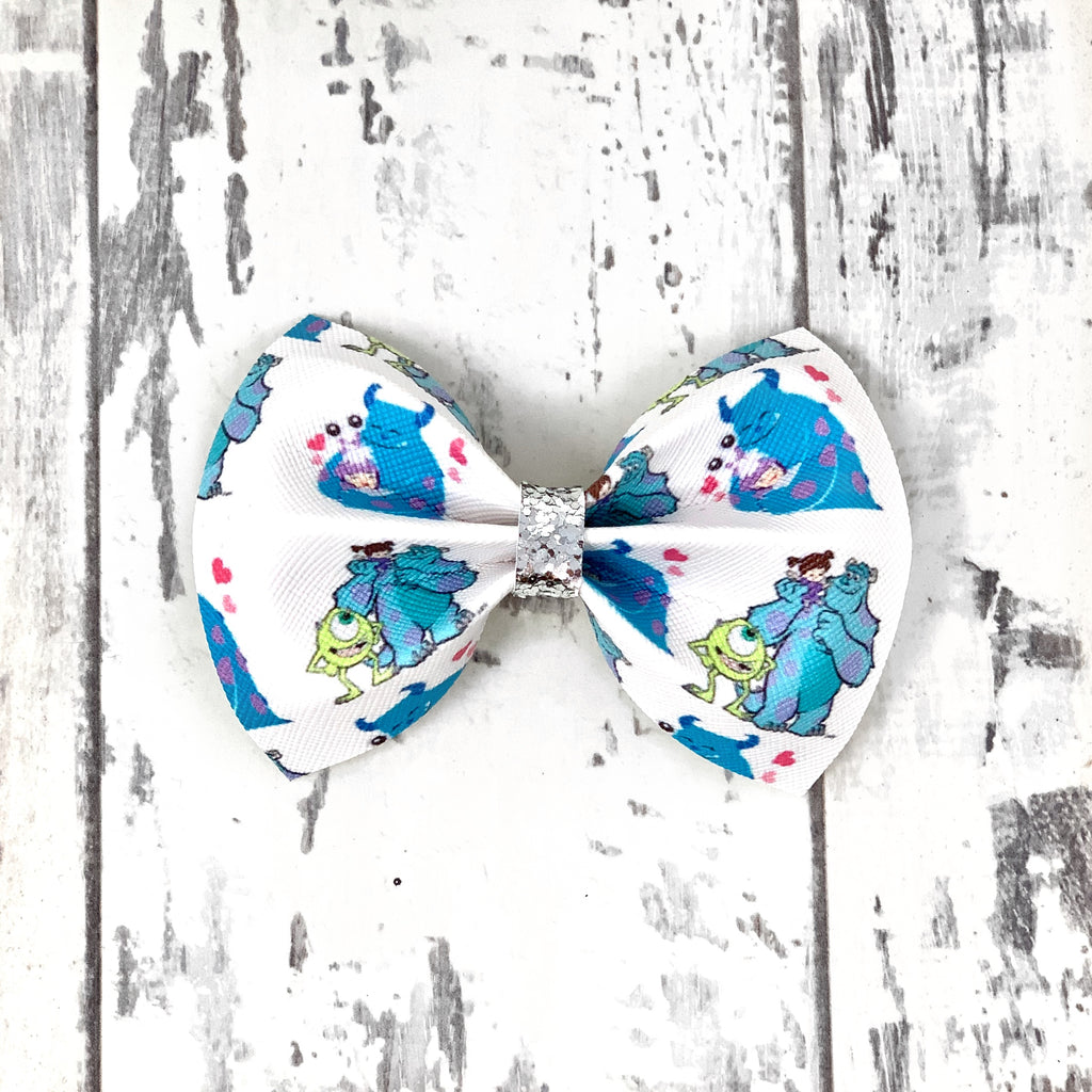 Monsters INC Charlotte bow