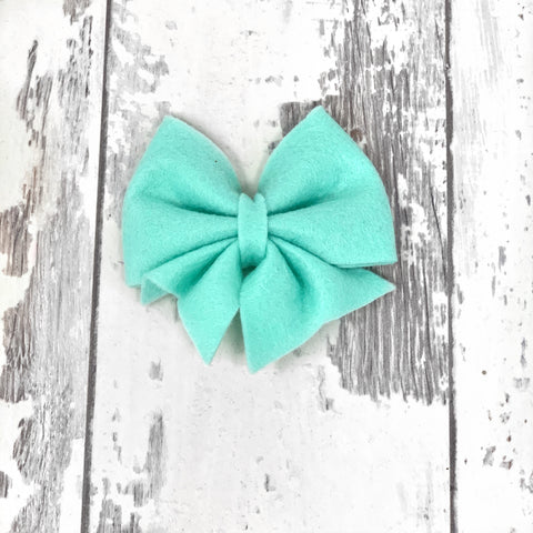 MINI Mint Lucy Bow