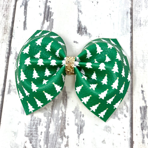 Spruce Charlotte Bow