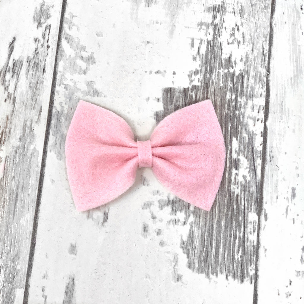MINI Blush Charlotte bow