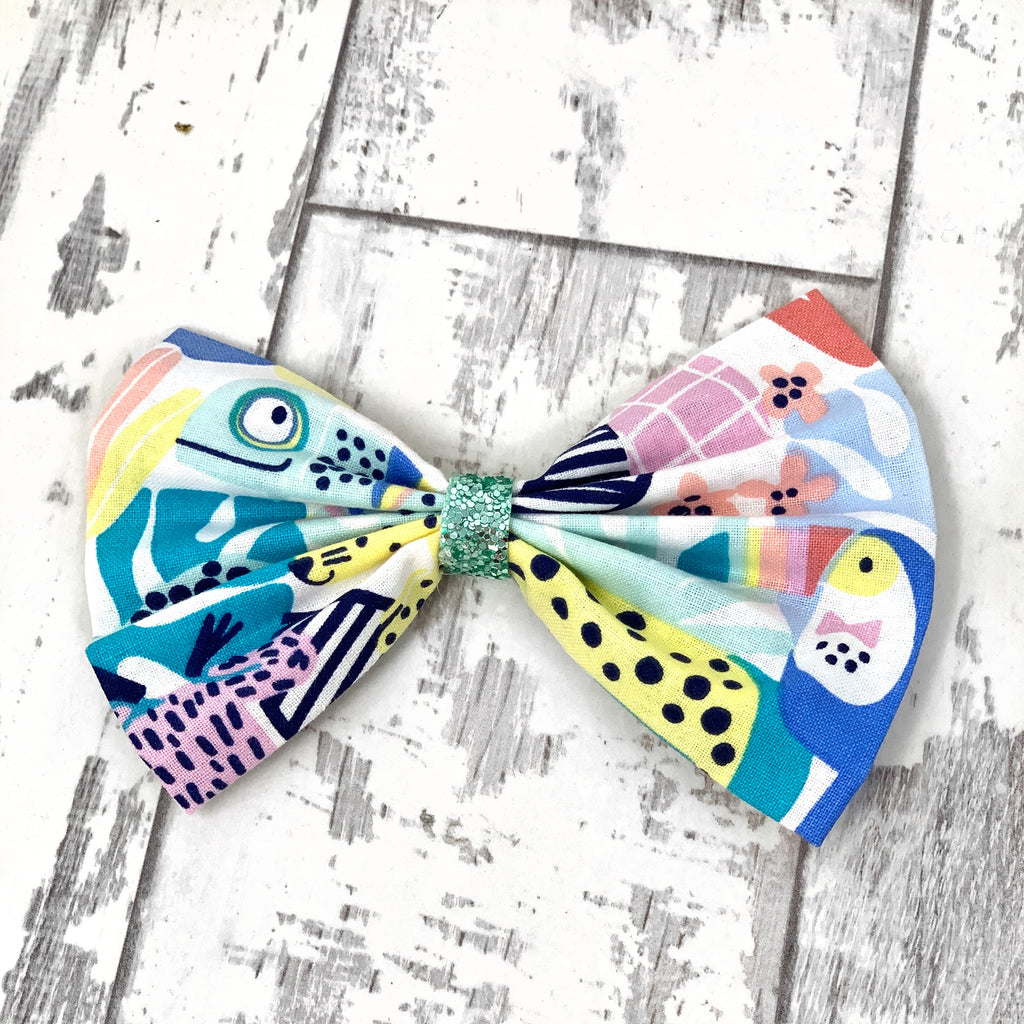 Wild Thing Cotton Bow