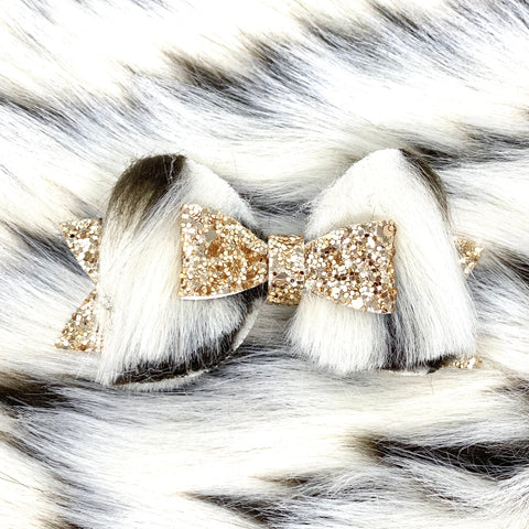Dressed in Fur Adilyn Bow