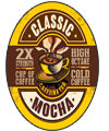 Classic Mocha Cold Brew Coffee