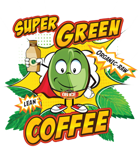Super Green Coffee Cold Brew