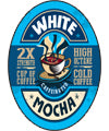 White Mocha Cold Brew Coffee