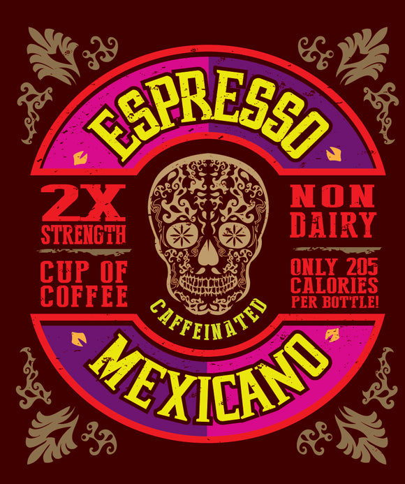 Espresso Mexicano Cold Brew Keg
