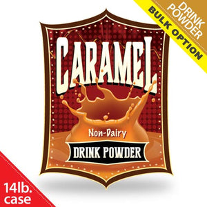 Caramel Non-Dairy Drink Powder
