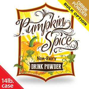 Pumpkin Spice Non-Dairy Drink Powder