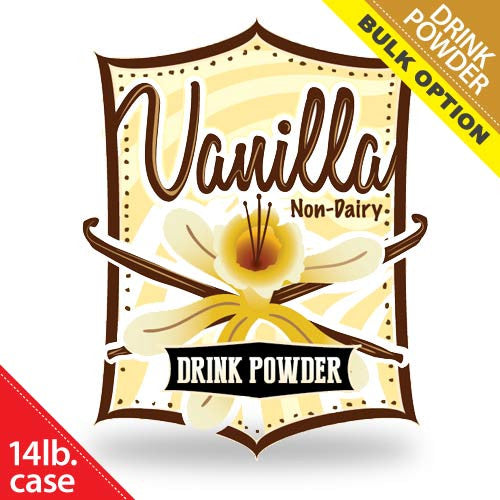 Vanilla Non-Dairy Drink Powder