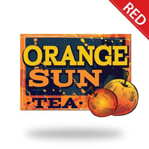 Orange Sun Rooibois Tea
