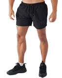 Muscle Mutt Mens Black Gym Shorts