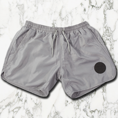 Grey Aesthetic Short
