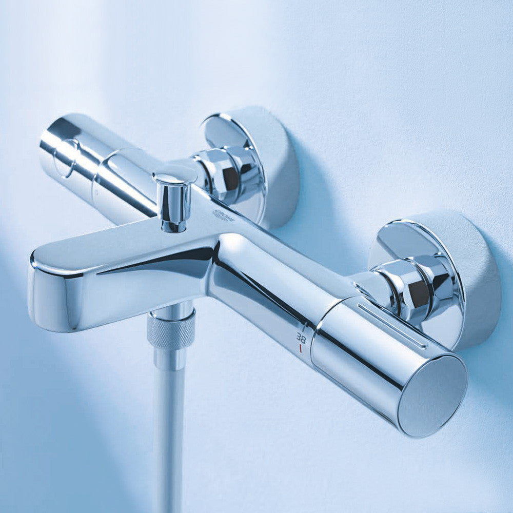 grohe grohtherm 1000 cosmopolitan m thermostatic bath mixer 34215002