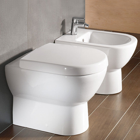 Villeroy   Boch Subway 2 0 Back To Wall WC 66071001. Villeroy   Boch Subway 2 0 Back To Wall WC 66071001   Alluring