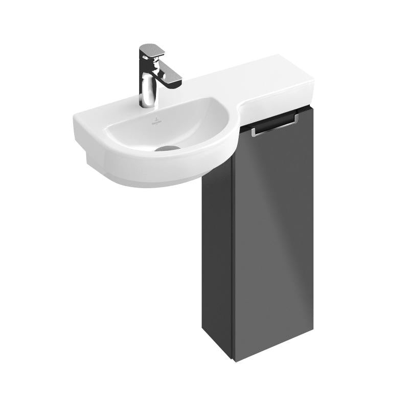 Villeroy   Boch Subway 2 0 vanity unit for hand washbasin A81811. Villeroy   Boch Subway 2 0 vanity unit for hand washbasin A81811DH