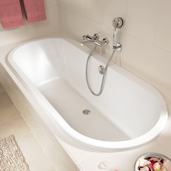 villeroy boch subway oval bath 1900 x 900mm white uba199sub7v 01 - Villeroy And Boch Baths