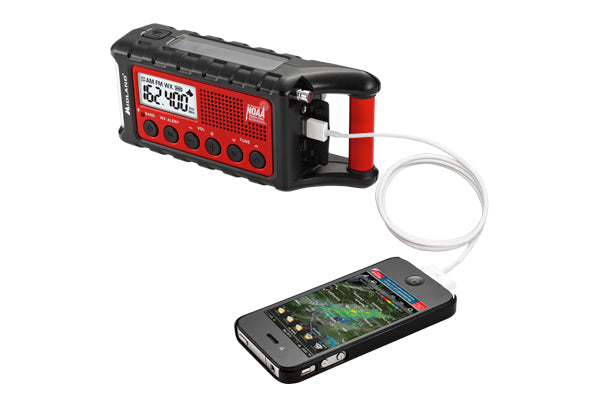 Midland ER310 E+READY® Emergency Crank Weather Radio