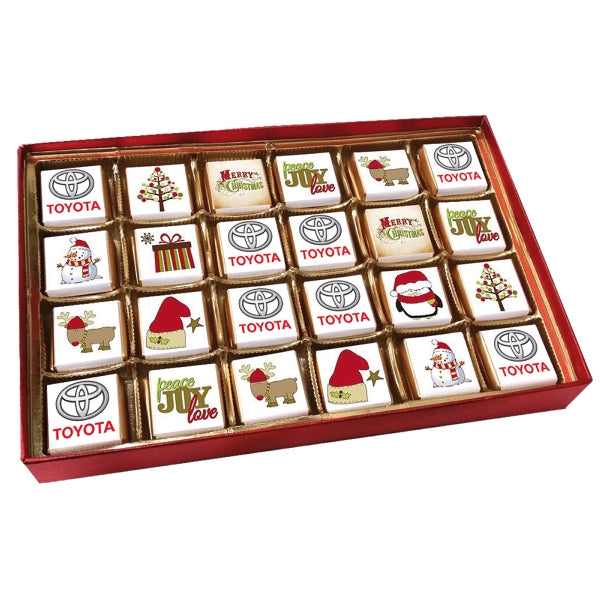 Chocolate Extravaganza - 48 Pieces