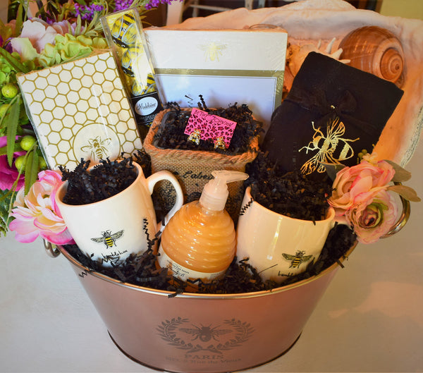 "Bumblebee Gift Basket ""Paris"""
