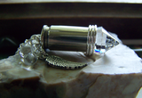 Angel Tears Swarovski Crystal Bullet Jewelry Pendant