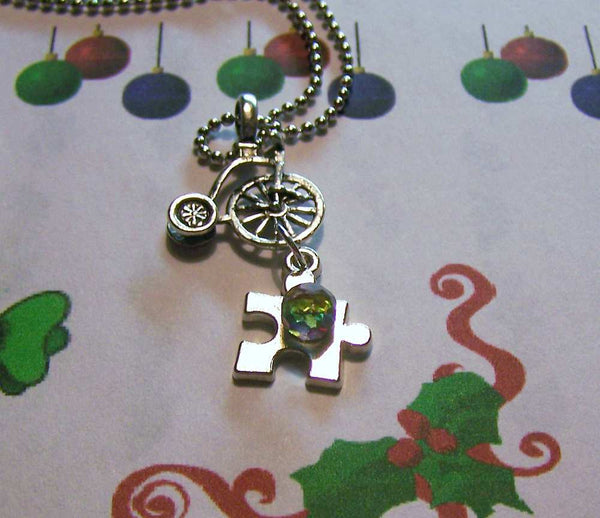 Presents Under The Christmas Tree: Presents Under The Tree Christmas Pendant