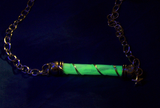 Lost in the Ether Glow in the Dark Necklace