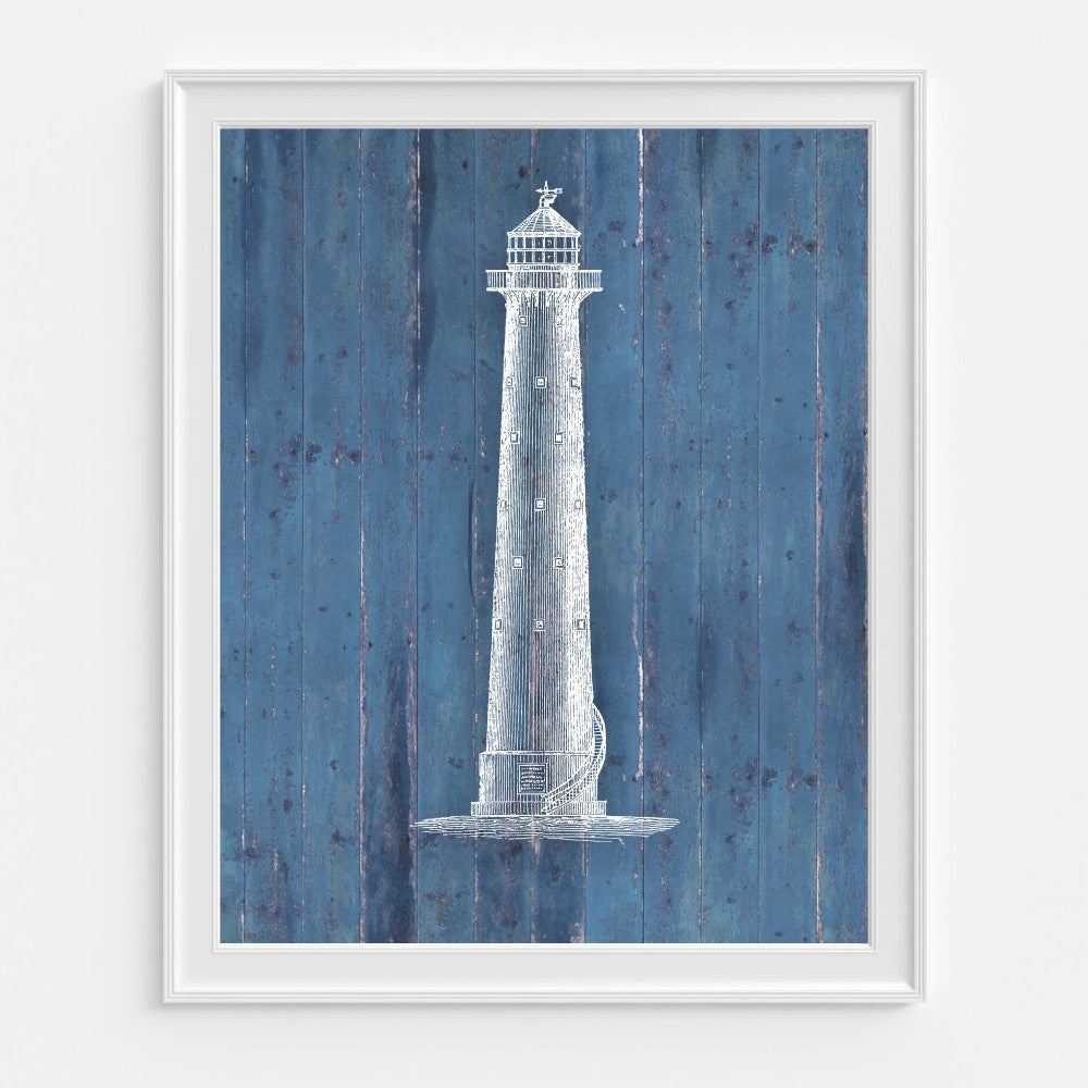 Lighthouse Nautical Wall Art