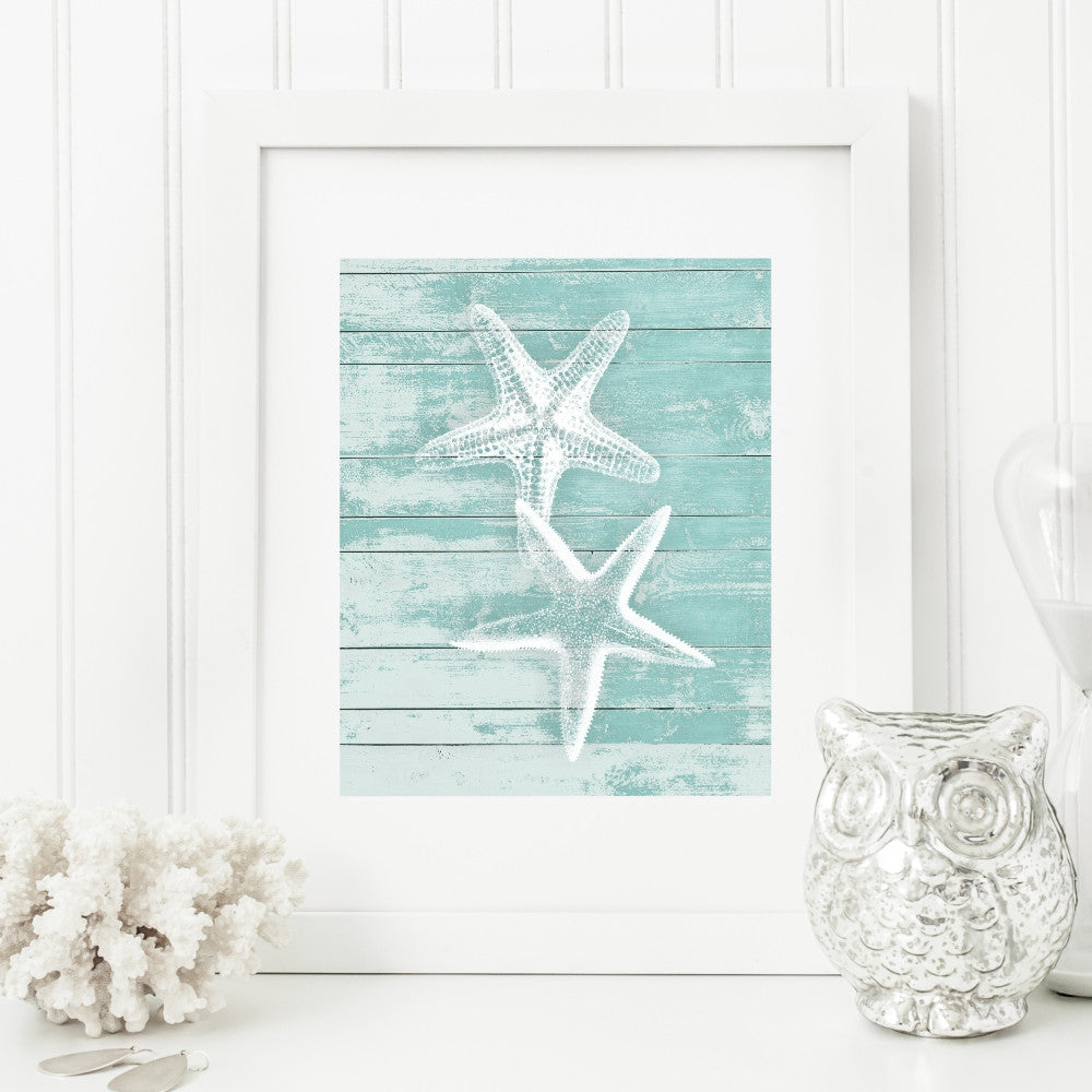 Starfish-Art-Print-Wall-Decor