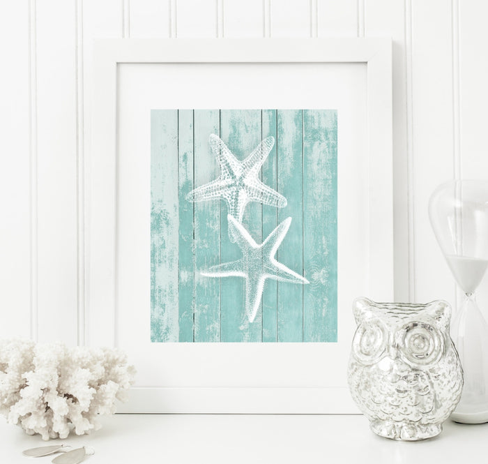 Starfish Wall Art