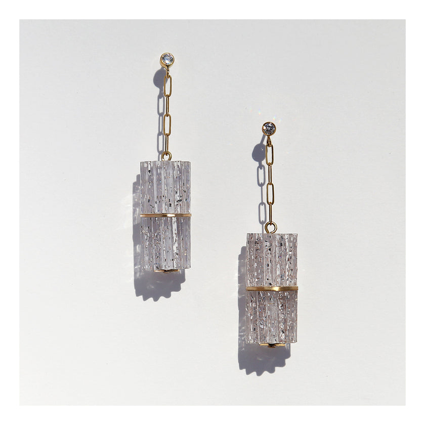 Crush earrings