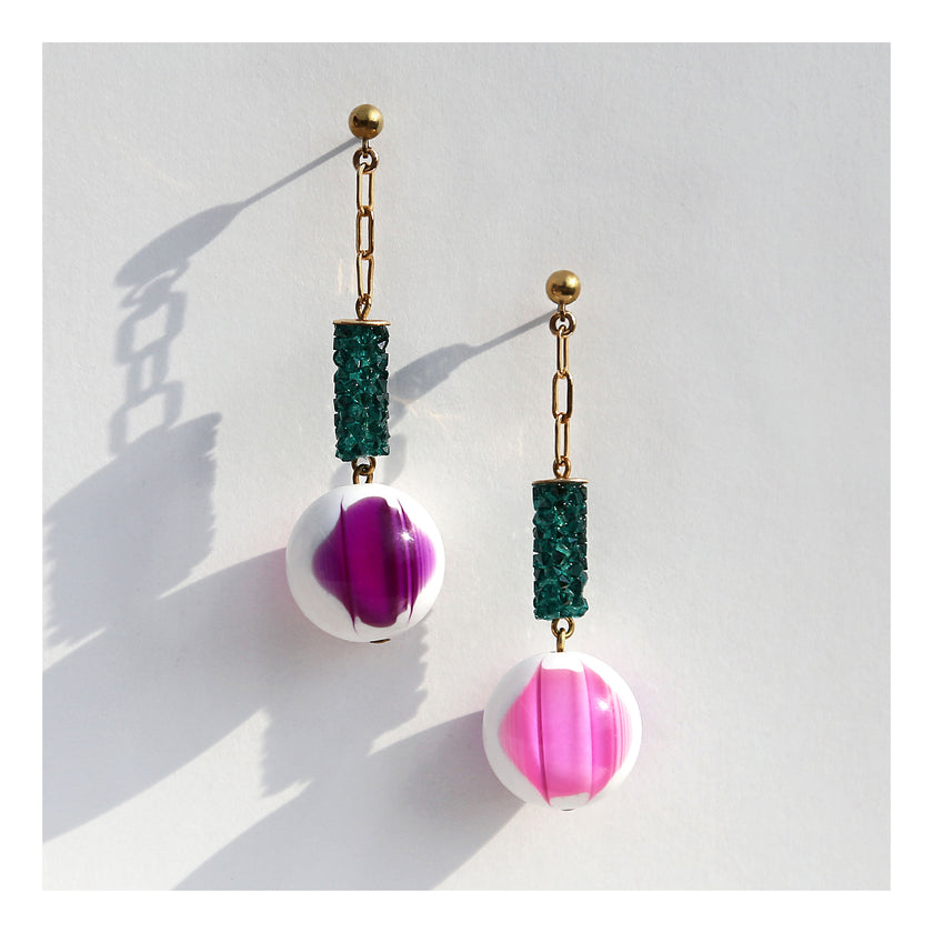 Sugarbomb earrings