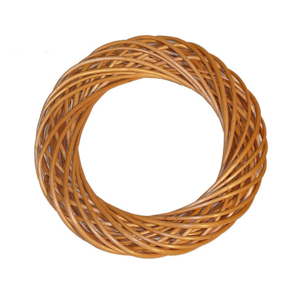 Wicker Wreath Ring 18""