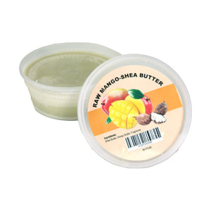 100% Pure Raw Mango Shea Butter 7oz