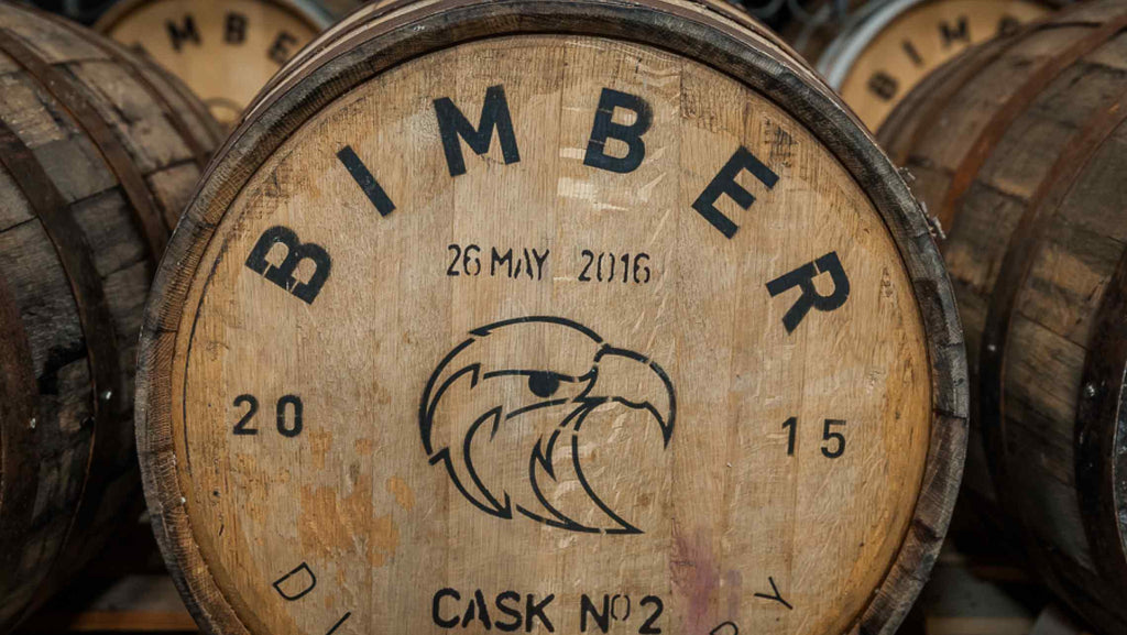 THE ROAD TO BIMBER'S LONDON SINGLE MALT WHISKY - EX-SHERRY CASK