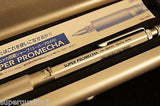 SUPER PROMECHA OHTO 0.5 mm PM-1505S Drafting Mechanical Pencil +Box Silver Color