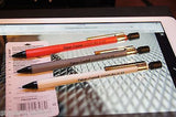 Faber-Castell CONTURA XL 0.5 set of 3  mechanical pencil Germany Vintage NEW
