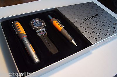 rOtring Core Eternium Set Rollerball ,Ballpoint pen , + Gift  New In Box