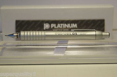 Pro Use Platinum Mechanical Pencil  0.5 Brown