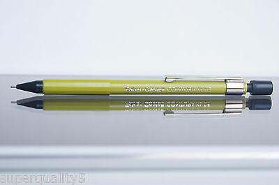 Faber-Castell CONTURA XL 0.5 Green mechanical pencil made in Germany Vintage NEW