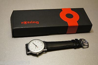 rotring wrist watch Nice Gift for rotring lovers, collectors